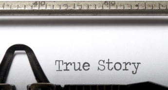 """""""You have a story."""""""