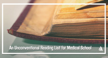 An Unconventional Reading List for Medical School