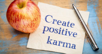 Creating Good Karma