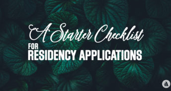 Do You Really Need an Applying for Residency Checklist?
