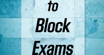 Guide to Block Exams