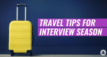 Traveling for Interviews