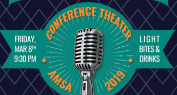Story Slam at the 2019 AMSA Convention