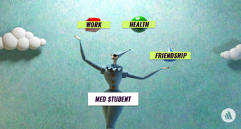 Coping With Friendship Struggles in Medical School